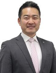 近影 代表取締役 藤井勝継